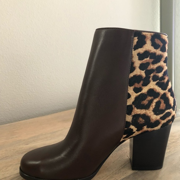 9dbdacb31b64 Michael Kors Shoes | Leather Ankle Boot New | Poshmark